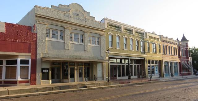 Storefront Block (Abbeville, Louisiana)