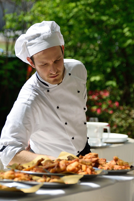Chef al matrimonio 26847634212_16ec10aa1c_z