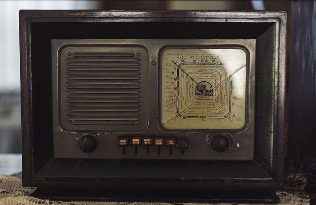 The new radio.
