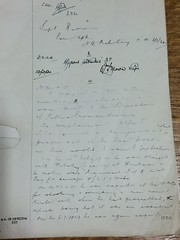 MEPO 3/374 - ALFRED SOLOMON charged with the wilful murder of BARNET BLITZ (Image 6)