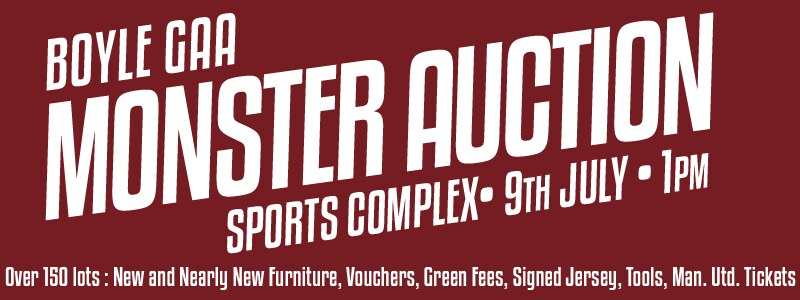 GAA Monster Auction
