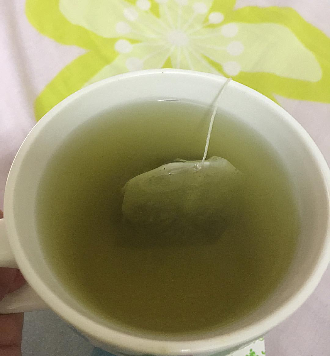 Taking green tea before bed G o o d n i g h t #acupofgreentea ? #drinkhealthy