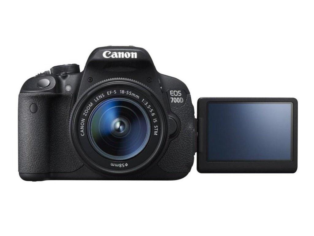 Canon EOS 700D - Cámaras Youtubers