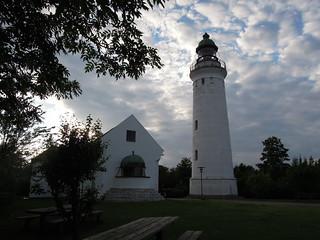Image of Stevns Fyr. danmark dänemark denmark stevns fyr leuchtturm lighthouse