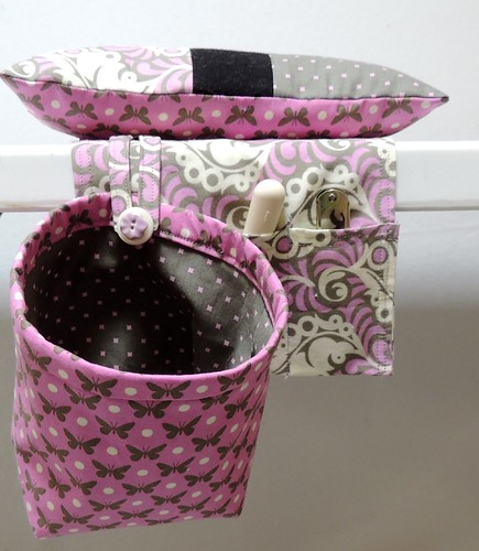 Pincushion - Threadcatcher - Organizer