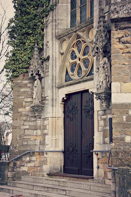 Hollerichin kirkon ovi
