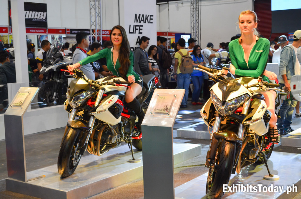 Benelli Motorcycle Models (Jhen Mendez and Tatiana Rudenko)