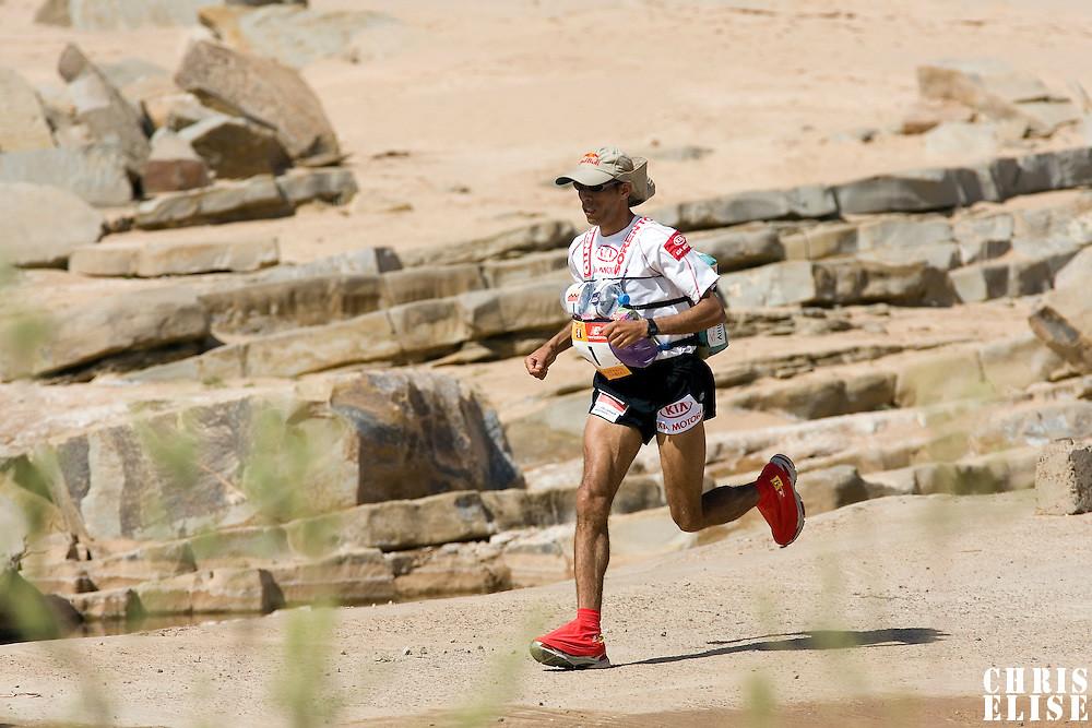 Lahcen Ahansal, η μυθική μορφή του Marathon des Sables με 10 νίκες!