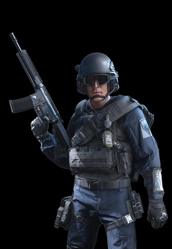 Character Render Operator