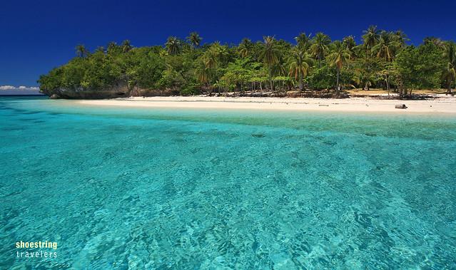 Mahaba Island, Cuatro Islas, Leyte