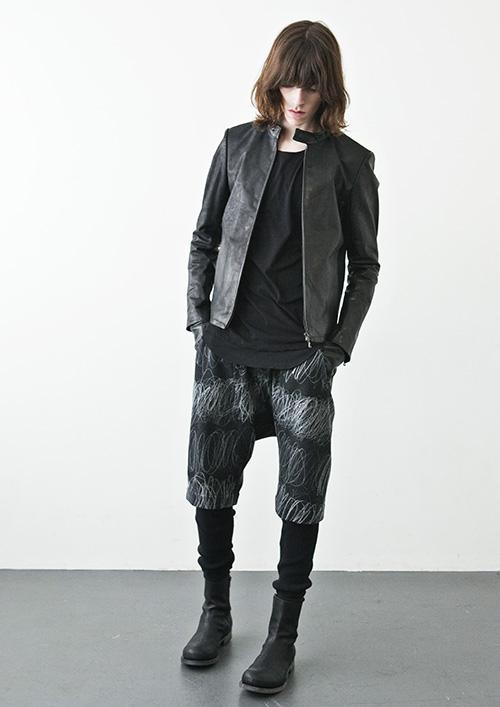 Harry Curran0014_FW15 Tokyo KAZUYUKI KUMAGAI(Fashion Press)