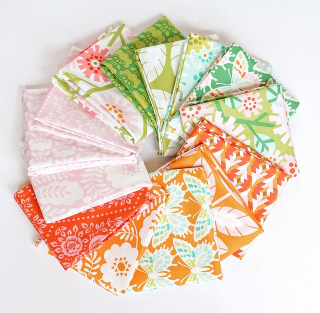 Clemintine Giveaway with Lady Belle Fabrics!