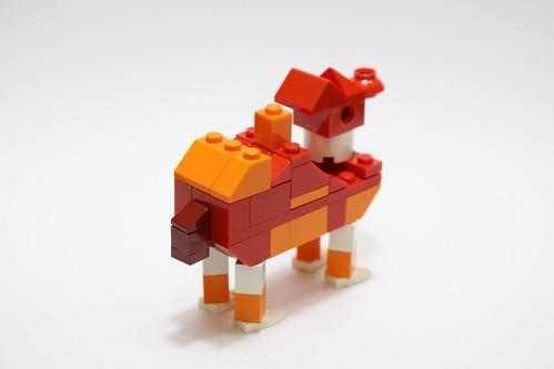 LEGO Camel2