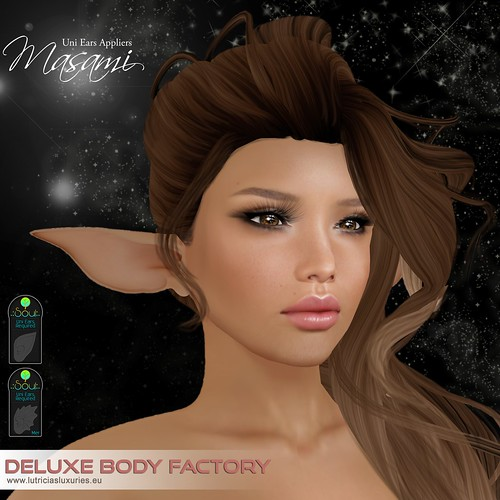 [DBF] Uni Ears appliers Masami skin line
