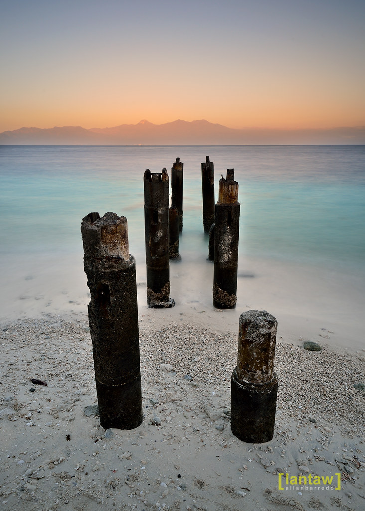Pillars at Dawn
