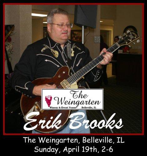 Erik Brooks 4-19-15