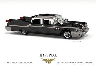 Imperial 1960 LeBaron