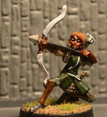 Stonehaven Elf Archer