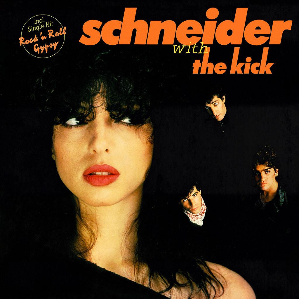 Helen Schneider - Schneider with the Kick