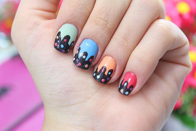 02-unhas decoradas para páscoa nail art Easter sempre glamour jana taffarel