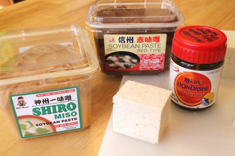 Miso Soup, 1