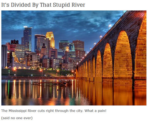 22 Reasons You Should Never Visit Minneapolis