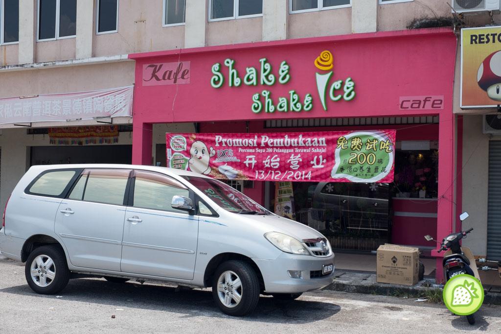 SHAKE SHAKE ICE