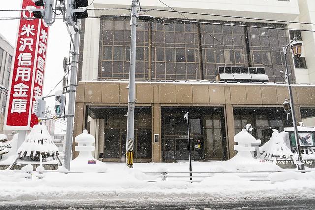 20150214米澤雪燈籠-04米澤市區-1260427