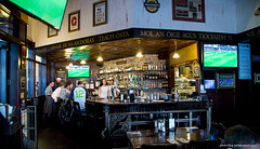 Paddy Coyne's Irish Pub in Bellevue - Photo by G. Tomas Corsini Sr.