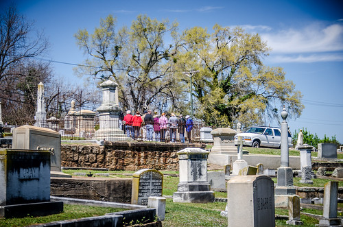 Laurens Cemetery Tour-3