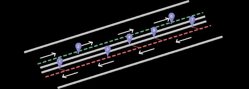 image two lane