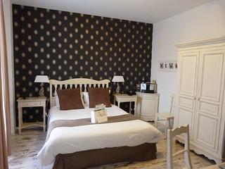 Habitación de Le Moulin de Moissac (Francia)