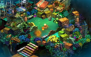 Bastion on PS4