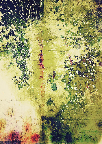 Cornwallis Mold Abstract in Waterlogue and Stackables