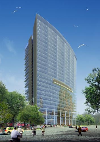 Dự án bất động sản Le Meridien Saigon