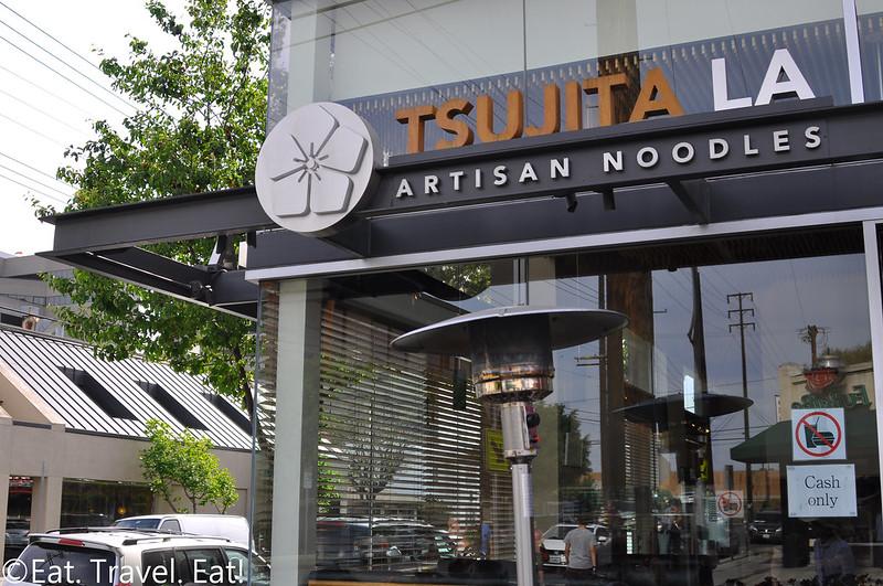 Tsjuita LA Artisan Noodles- Los Angeles (Sawtelle), CA