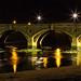 bridge at banff by Sunshinenshadows