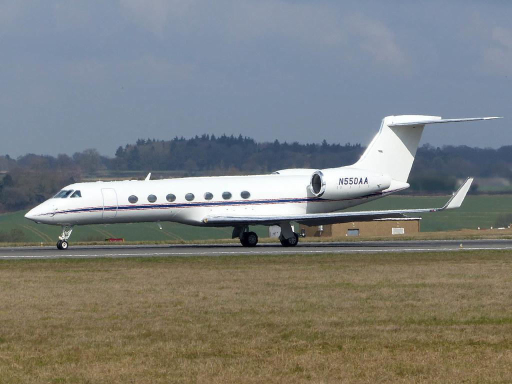 N550AA - GLF5 - Kyrgyz International Airlines
