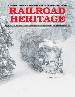Railroad Heritage 39, Winter 2015