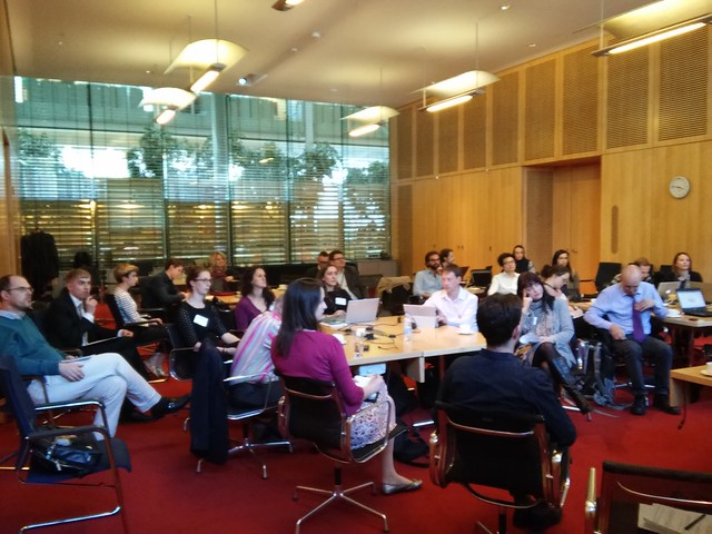 ContentMine Workshop at Wellcome Trust
