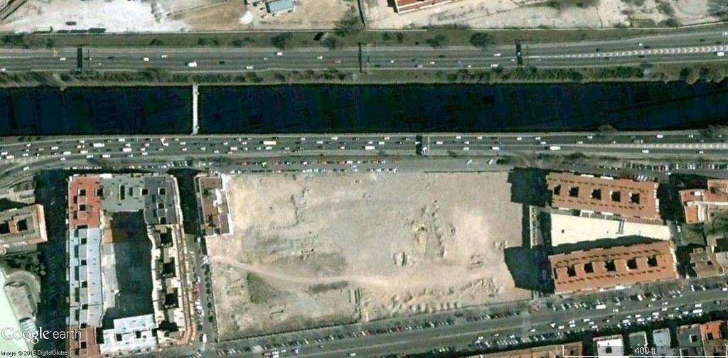 antes, urbanismo, foto aérea, desastre, urbanístico, planeamiento, urbano, construcción, Plaza Río 2