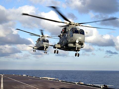 elicotteri salvataggio