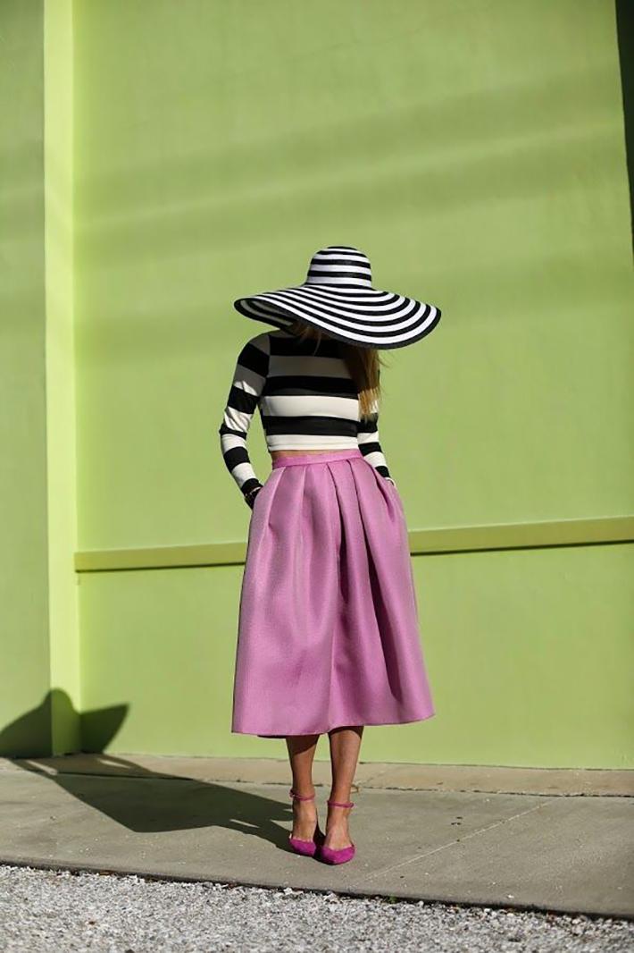 Stripes Navy Style Inspiration Streetstyle01