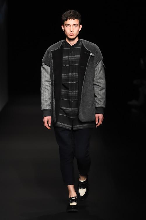 FW15 Tokyo FACTOTUM025_Sen Mitsuji(Fashion Press)