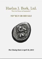Berk 193rd sale