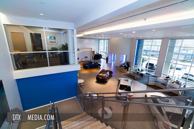 Burleson Honda Dealer Interior