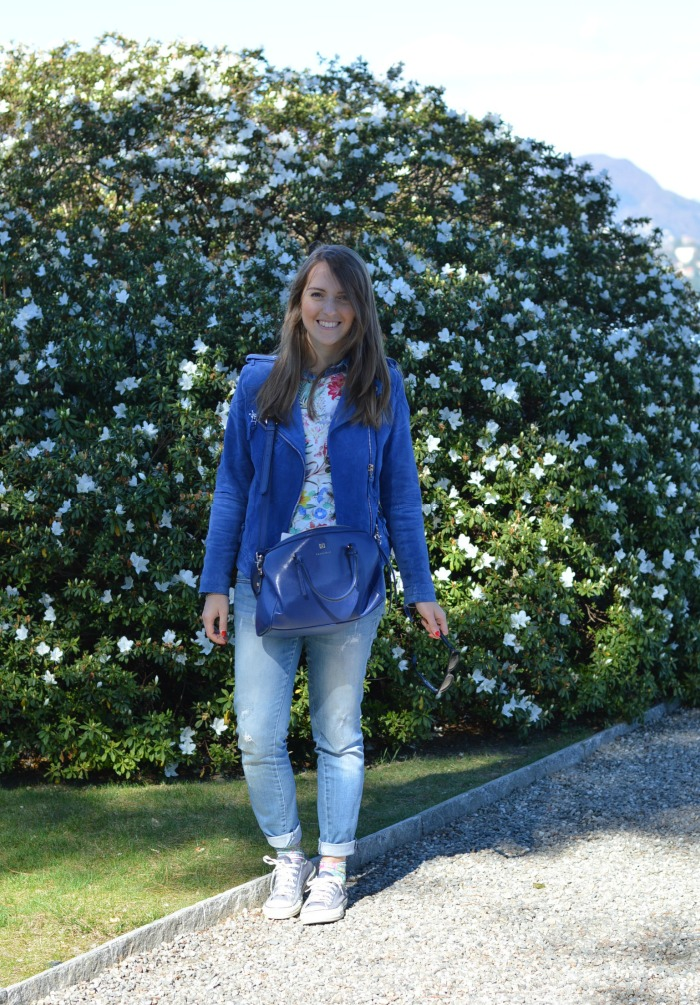 Stresa, wildflower girl, fashion, look, outfit, fiori 2