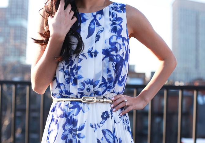 Eliza j petite floral maxi dress4