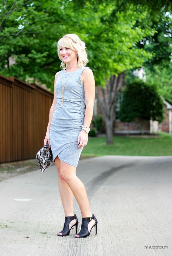 Hi Sugarplum | One Dress: Day to Night