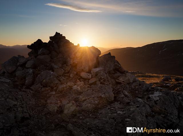 Cairn Sunburst [IMG_5659]